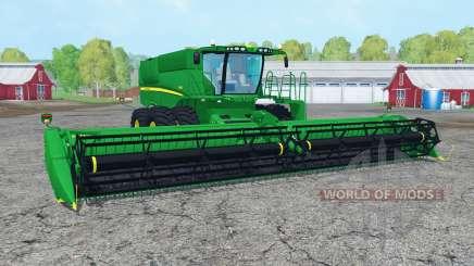 John Deere S680 green para Farming Simulator 2015