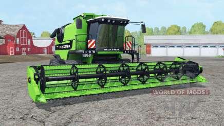 Deutz-Fahr 7545 RTS crawler modules para Farming Simulator 2015