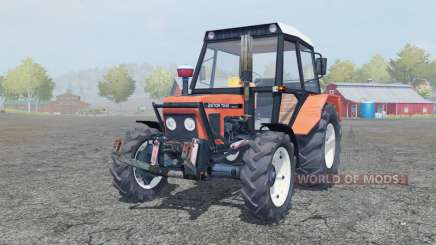Zetor 7245 salmon para Farming Simulator 2013