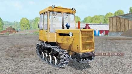 DT-75ML laranja brilhante Okas para Farming Simulator 2015