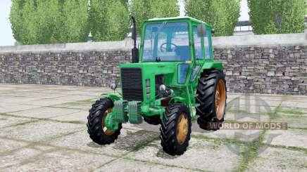 MTZ-82 Bielorrússia Caribe cor verde para Farming Simulator 2017