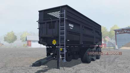 Krampe Big Body 900 black para Farming Simulator 2013
