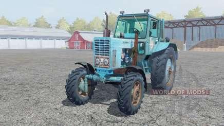 MTZ-82 Bielorrússia com PKU para Farming Simulator 2013