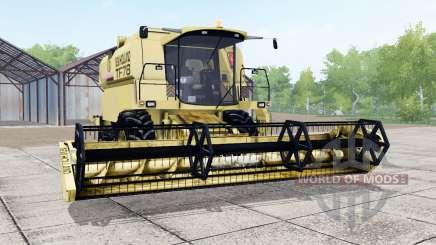 New Holland TF78 soft yellow para Farming Simulator 2017