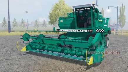 Não-1500B cor verde para Farming Simulator 2013