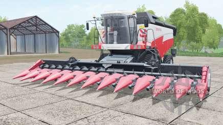 Torum 765 vermelho brilhante para Farming Simulator 2017