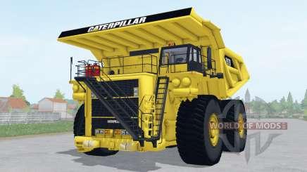 Caterpillar 797B v1.2 para Farming Simulator 2017