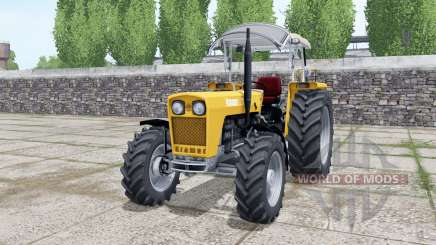 Kramer KL 714 mustard para Farming Simulator 2017