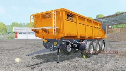 Dezeure D33A para Farming Simulator 2015