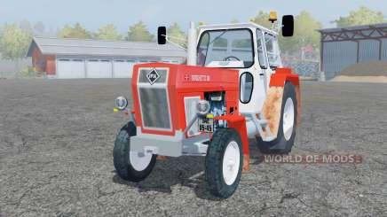 Fortschritt Zt 300 para Farming Simulator 2013