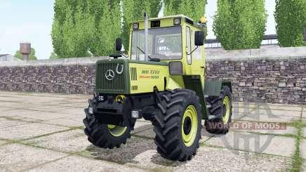 Mercedes-Benz Trac 1000 intercooler para Farming Simulator 2017