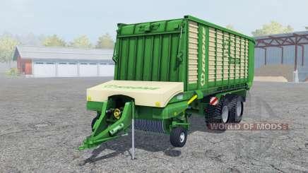 Krone ZX 450 GD pantone green para Farming Simulator 2013