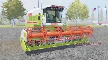 Claas Dominator 218 Mega _ para Farming Simulator 2013