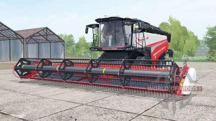 RSM 161 vermelho brilhante para Farming Simulator 2017