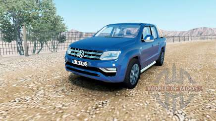 Volkswagen Amarok Double Cab Highline 2016 para American Truck Simulator