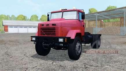 KrAZ 5133 trator para Farming Simulator 2015