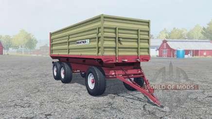 Brantner DD para Farming Simulator 2013