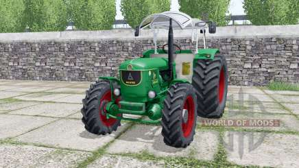 Deutz D 80 05 A para Farming Simulator 2017