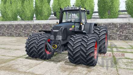 Fendt Favorit 920 Vario dark gunmetal para Farming Simulator 2017