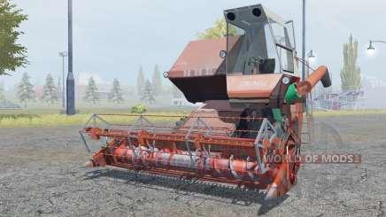 SK-5M-1 Niva macio cor vermelha para Farming Simulator 2013