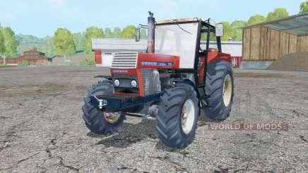 Ursus 1214 pastel red para Farming Simulator 2015