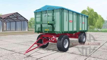 Rudolph DK 280 R para Farming Simulator 2017