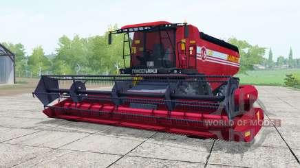 Palesse GS16 vermelho brilhante para Farming Simulator 2017