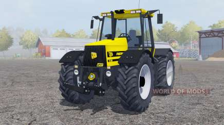 JCB Fastrac 2150 pure yellow para Farming Simulator 2013
