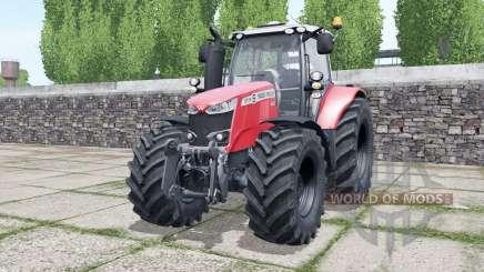 Massey Ferguson 6715 S para Farming Simulator 2017