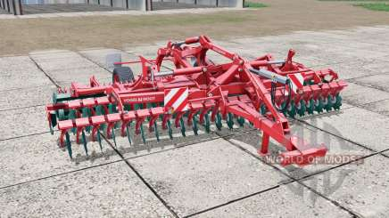 Vogel&Noot Terra Disc 600 red salsa para Farming Simulator 2017