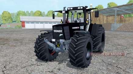 Fendt Favorit 926 Vario black para Farming Simulator 2015