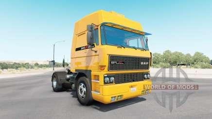 DAF 2800 Space Cab para American Truck Simulator
