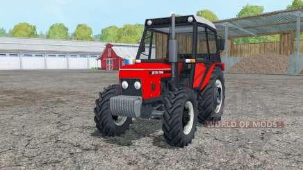 Zetor 7045 extra weight para Farming Simulator 2015