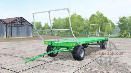 Joskin Wago TR8000 para Farming Simulator 2017