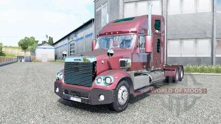Freightliner Coronado Levantou Telhado _ para Euro Truck Simulator 2