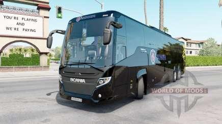 Scania Touring K410 para American Truck Simulator