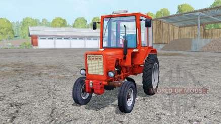 T-25A cor laranja para Farming Simulator 2015