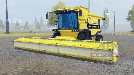 Deutz-Fahr 7545 RTS soft yellow para Farming Simulator 2013