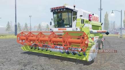 Claas Dominator 218 Mega android green para Farming Simulator 2013