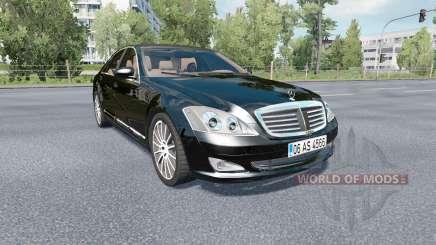 Mercedes-Benz S 350 (W221) 2009 para Euro Truck Simulator 2