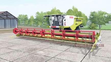 Claas Lexion 780 TerraTrac june bud para Farming Simulator 2017
