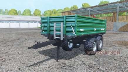 Brantner TA 14045-2 XXL para Farming Simulator 2015