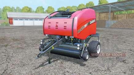 Case IH RB 465 light brilliant red para Farming Simulator 2015