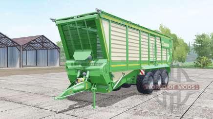 Krone TX 560 D cal greeᶇ para Farming Simulator 2017