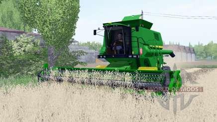John Deere 1550 crawler modules para Farming Simulator 2017