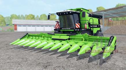 Deutz-Fahr 7545 ɌTS para Farming Simulator 2015