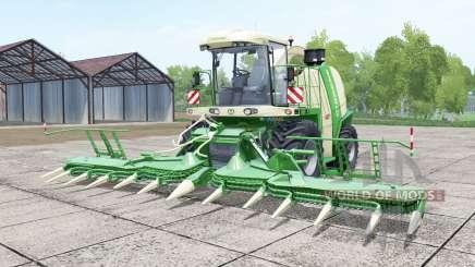Krone BiG X 750 pantone green para Farming Simulator 2017