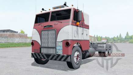 White-Freightliner WF 1962 long para Farming Simulator 2017