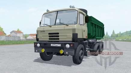 Tatra T815 S3 v2.2.2 para Farming Simulator 2017