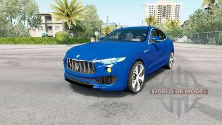 Maserati Levante 2017 para American Truck Simulator